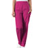 Photograph of WW Originals Women's Natural Rise Tapered Pull-On Cargo Pant Red 4200-RASW