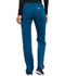 Photograph of WW Core Stretch Women's Mid Rise Straight Leg Drawstring Pant Blue 4203-CARW