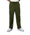 Photograph of WW Core Stretch Men's Men's Drawstring Cargo Pant Green 4243-OLVW