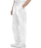 Photograph of WW Core Stretch Men's Men's Drawstring Cargo Pant White 4243-WHTW
