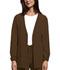 Photograph of WW Originals Women's Cardigan Warm-Up Jacket Brown 4301-CHCW