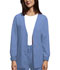 Photograph of WW Originals Women's Cardigan Warm-Up Jacket Blue 4301-CIEW