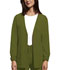 Photograph of WW Originals Women\'s Cardigan Warm-Up Jacket Green 4301-OLVW