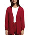 Photograph of WW Originals Women's Cardigan Warm-Up Jacket Red 4301-REDW