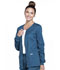 Photograph of WW Core Stretch Women Zip Front Jacket Blue 4315-CARW