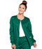 Photograph of WW Core Stretch Women's Zip Front Warm-Up Jacket Green 4315-HUNW