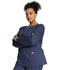 Photograph of WW Core Stretch Women's Zip Front Warm-Up Jacket Blue 4315-NAVW