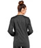 Photograph of WW Core Stretch Women's Zip Front Warm-Up Jacket Gray 4315-PWTW