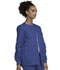 Photograph of WW Originals Women Snap Front Warm-Up Jacket Blue 4350-GABW