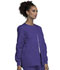 Photograph of WW Originals Women's Snap Front Warm-Up Jacket Purple 4350-GRPW