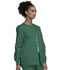 Photograph of WW Originals Women Snap Front Warm-Up Jacket Green 4350-HUNW