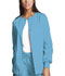 Photograph of WW Originals Women Snap Front Warm-Up Jacket Blue 4350-MABW