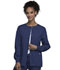 Photograph of WW Originals Women's Snap Front Warm-Up Jacket Blue 4350-NAVW