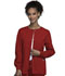 Photograph of WW Originals Women Snap Front Warm-Up Jacket Red 4350-REDW