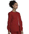 Photograph of WW Originals Women's Snap Front Warm-Up Jacket Red 4350-REDW