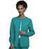 Photograph of WW Originals Women's Snap Front Warm-Up Jacket Green 4350-TLBW