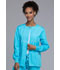 Photograph of WW Originals Women Snap Front Warm-Up Jacket Blue 4350-TRQW