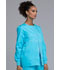 Photograph of WW Originals Women's Snap Front Warm-Up Jacket Blue 4350-TRQW