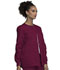 Photograph of WW Originals Women Snap Front Warm-Up Jacket Purple 4350-WINW