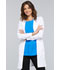 Photograph of WW Core Stretch Women's 33 Lab Coat White 4439-WHTV