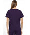 Photograph of WW Originals Women's V-Neck Top Purple 4700-EGGW