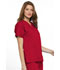Photograph of WW Originals Women's V-Neck Top Red 4700-REDW