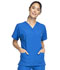 Photograph of WW Originals Women's V-Neck Top Blue 4700-ROYW