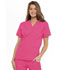 Photograph of WW Originals Women's V-Neck Top Pink 4700-SHPW