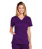 Photograph of WW Core Stretch Women's V-Neck Top Purple 4710-EGGW