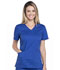 Photograph of WW Core Stretch Women's V-Neck Top Blue 4710-GABW