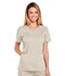 Photograph of WW Core Stretch Women's V-Neck Top Khaki 4710-KAKW