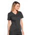 Photograph of WW Core Stretch Women's V-Neck Top Gray 4710-PWTW