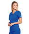 Photograph of WW Core Stretch Women's V-Neck Top Blue 4710-ROYW