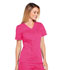 Photograph of WW Core Stretch Women's V-Neck Top Pink 4710-SHPW