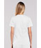 Photograph of WW Core Stretch Women's V-Neck Top White 4710-WHTW
