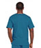 Photograph of WW Core Stretch Unisex Unisex V-Neck Top Blue 4725-CARW