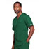 Photograph of WW Core Stretch Unisex Unisex V-Neck Top Green 4725-HUNW