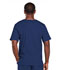 Photograph of WW Core Stretch Unisex Unisex V-Neck Top Blue 4725-NAVW