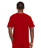 Photograph of WW Core Stretch Unisex Unisex V-Neck Top Red 4725-REDW