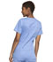 Photograph of WW Core Stretch Women's V-Neck Top Blue 4727-CIEW