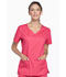 Photograph of WW Core Stretch Women's V-Neck Top Pink 4727-FTP