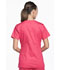 Photograph of WW Core Stretch Women V-Neck Top Pink 4727-FTP
