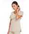 Photograph of WW Core Stretch Women's V-Neck Top Khaki 4727-KAKW