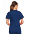 Photograph of WW Core Stretch Women's V-Neck Top Blue 4727-NAVW
