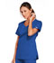 Photograph of WW Core Stretch Women's V-Neck Top Blue 4727-ROYW