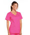 Photograph of WW Core Stretch Women's V-Neck Top Pink 4727-SHPW