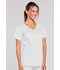 Photograph of WW Core Stretch Women's V-Neck Top White 4727-WHTW