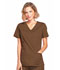 Photograph of WW Core Stretch Women\'s Mock Wrap Top Brown 4728-CHCW