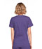 Photograph of WW Core Stretch Women's Mock Wrap Top Purple 4728-GRPW