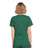 Photograph of WW Core Stretch Women Mock Wrap Top Green 4728-HUNW